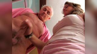 Cash Handjob Training