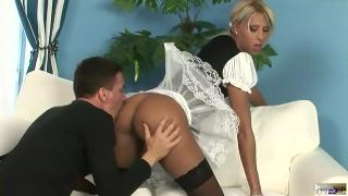 Black Diamond Tight Euro Slut Babe blonde Pornstar