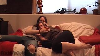 Brother Comforts Vulnerable Sister After Bre