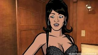 Archer sex video moovi.