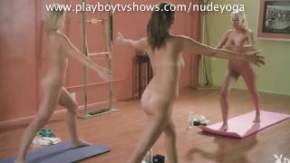 Nude Yoga Sample