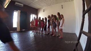 hegre art girls photo party