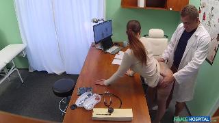 Caroline Ardolino (Doctor gets sexy patients pussy wet)