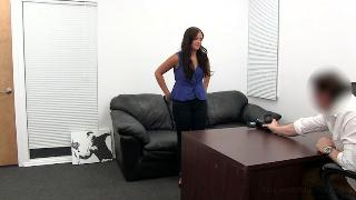 Backroom Casting Couch ariel